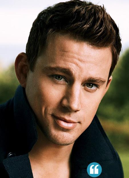 Geo . Channing Tatum 2012 People' Sexiest Man Alive